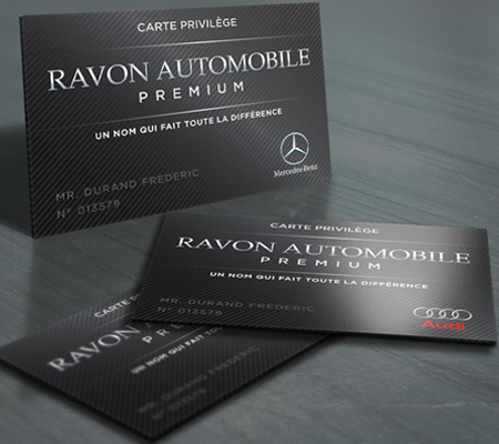 RAVON AUTOMOBILE